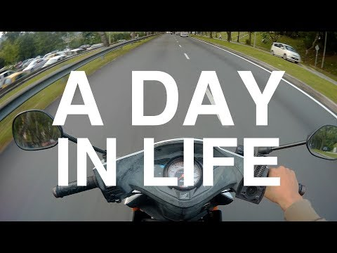 A Day In Life Of An Average Malaysian High School Student
