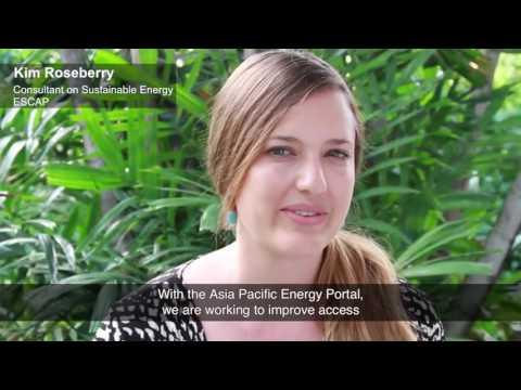 UN-ESCAP Video - Energy for Sustainable Development