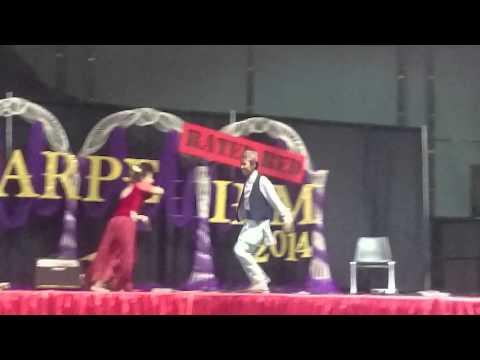 Dhala Dhala Dance by NSA: SEMO Carpe Diem 2014