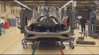 Megafactorias El Supercoche Sueco Koenigsegg Agera Documental (Español)