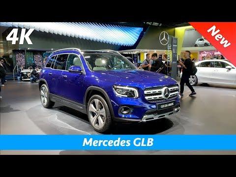 Mercedes GLB 2020 - First Look In 4K | Interior - Exterior (Editon 1)