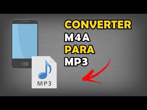 Converter Arquivos M4A ou OGG para Mp3