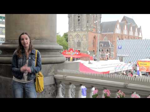 Natalia from Moscow about her study in the Netherlands