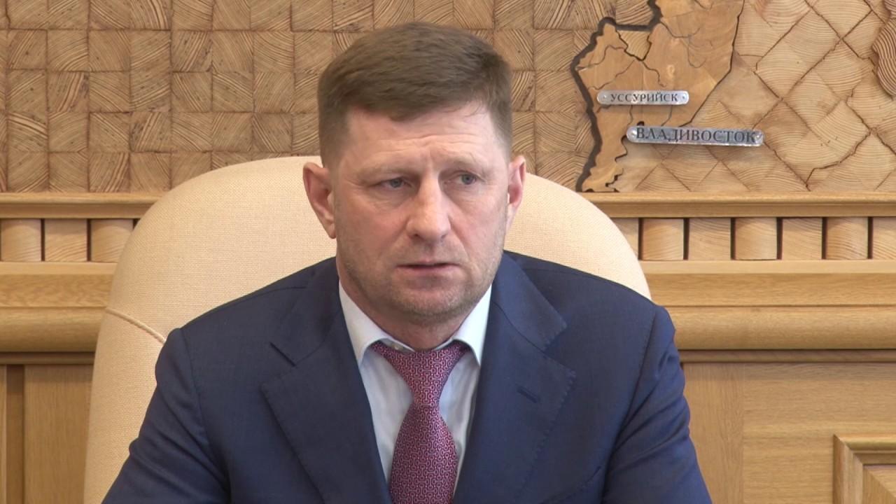 Сергей Фургал: Хабаровский край полностью готов к обострению ситуации с коронавирусом