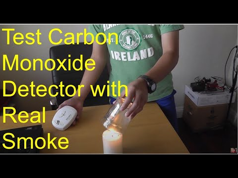 How To Test A Carbon Monoxide Detector At Home