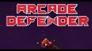 Arcade Defender Full Gameplay Walkthrough