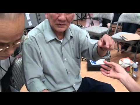 DVD06 - Xoang Mũi, Cứng Vai, Rối loạn tiền đình, Bàn tay vô lực, Đau Lưng - Thầy Lý Phước Lộc