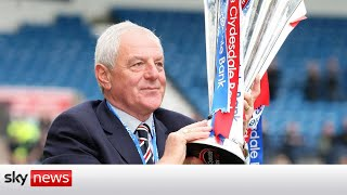 Former Rangers manager Walter Smith dies