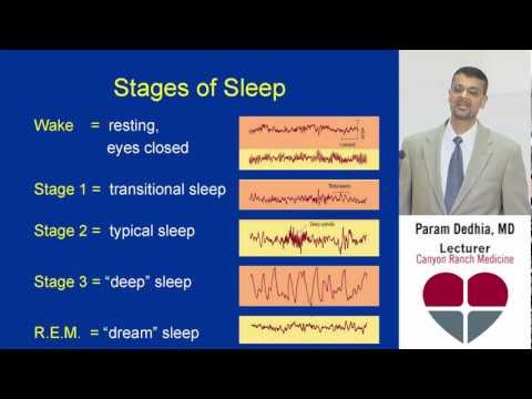 Param Dedhia, MD, Wake-Up Call: Sleep for Good Health