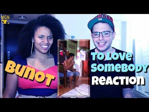 reaction to beloved