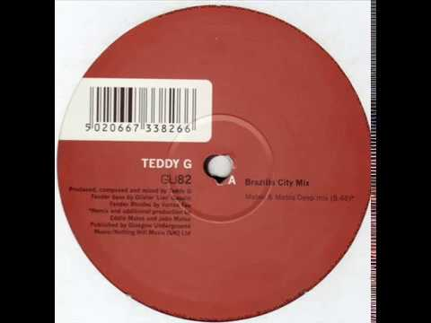 Teddy G  -  Brazilia City Mix (Mateo & Matos Deep mix)
