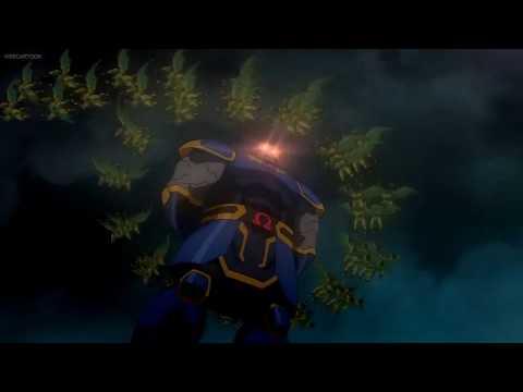 Justice League: War - Batman Rescues Superman