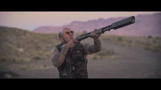 johnny dronehunter defender of privacy official trailer feat salvo 12 shotgun silencer