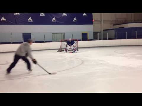 The Goalie Doctor  James Wilcox Lesson2