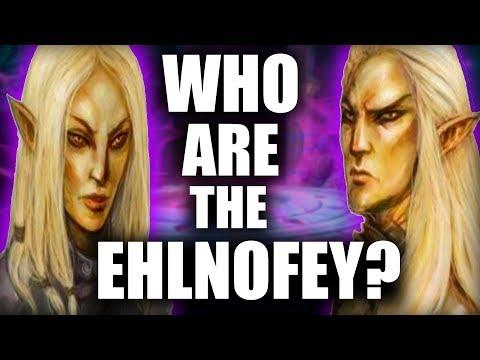 Skyrim - Who are the Ehlnofey? - Elder Scrolls Lore