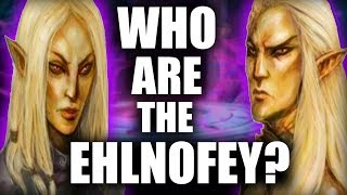 skyrim who are the ehlnofey? elder scrolls lore