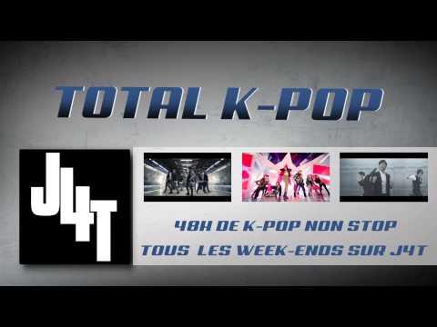 Total K-Pop - Tous les Week-Ends sur J4T