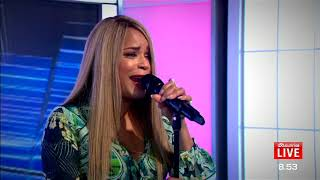 Blu Cantrell - Hit 'Em Up Style (Ooops!) - live on Sunrise
