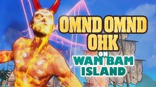 Borderlands 2 | Farming Omnd Omnd Ohk on Wam Bam Island