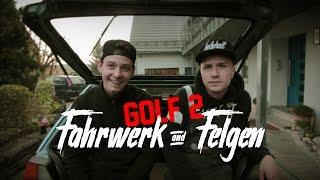 HOLYHALL | GOLF 2 FAHRWERK & FELGEN