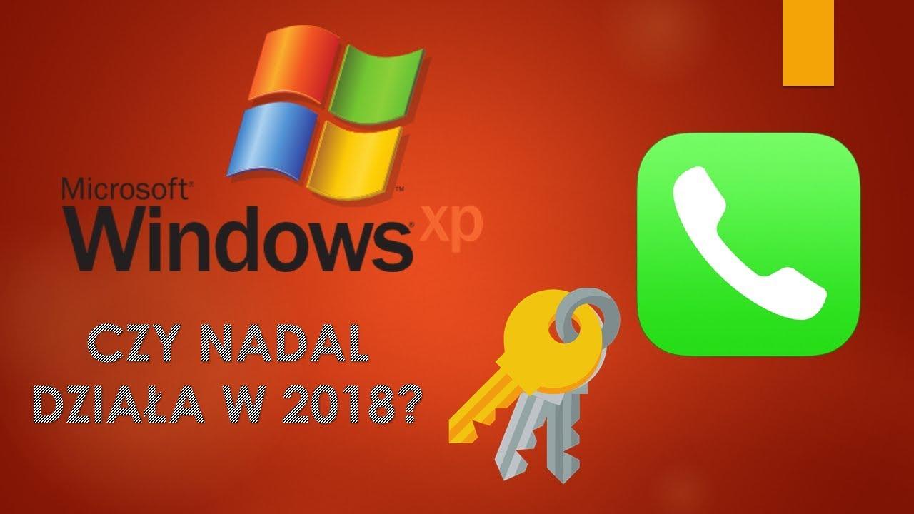 Windows XP - Czy aktywacja telefoniczna nadal działa w 2018 ? Sprawdźmy to!