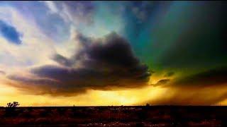 TANGERINE DREAM - GREEN SUMMER CLOUDS  (new music video).