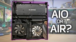Was an AIO the Best Choice? Testing My TINY $2000 GAMING PC!