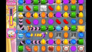 Candy Crush Saga Level 1023 (No booster)