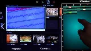 Ovládání TV Samsung přes Android