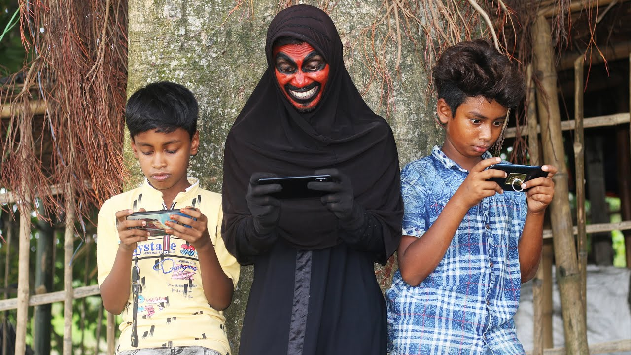 Shaitan VS Children Do To Play Games || Online Game part-3 || Shaitan ka Dhoka  || Trap of Shaitan