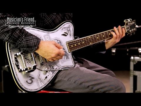 Duesenberg USA Johnny Depp Semi-Hollow Electric Guitar