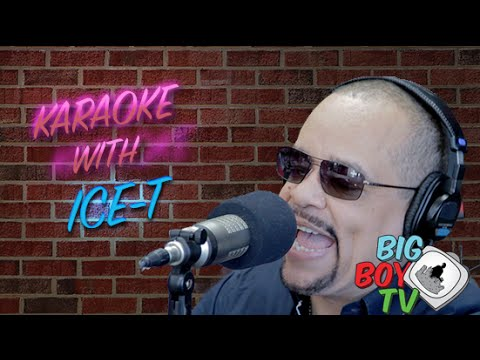 "Ice-T performs ""Colors"", ""New Jack Hustler"", And More! (Karaoke) 