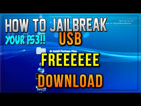 HOW TO JAILBREAK PS3! NO E3 FLASHER! USB ONLY! [FREE DOWNLOAD 2016]