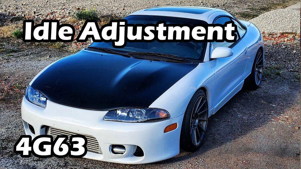 Easy Dsm Idle Fix 4g63t Youtube