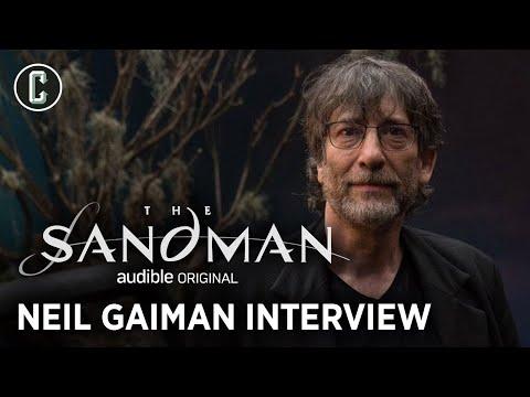 Neil Gaiman Explains Sandman Changes From Comic to Netflix