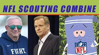 NFL Scouting Combine & Its Absurdity