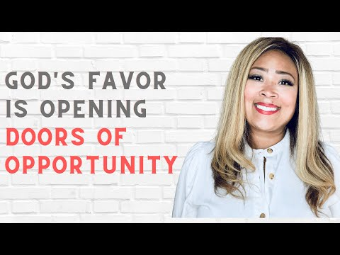 Prophetic Word// A Harvest of Favor Is Here