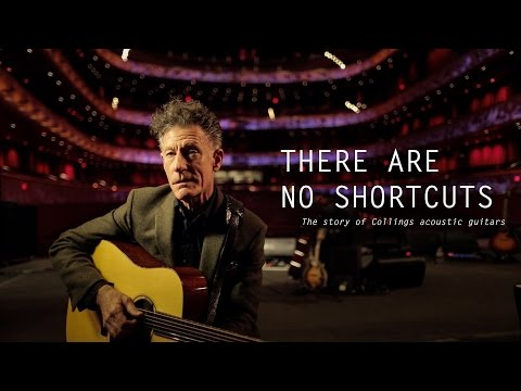 Collings Acoustic Guitars | There Are No Shortcuts