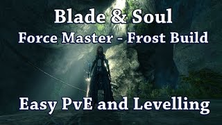 [B&S] Force Master - Easy PvE and Levelling Build (Frost Build)