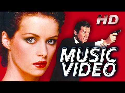 For Your Eyes Only ~ Sheena Easton (James Bond 007 Theme HD)