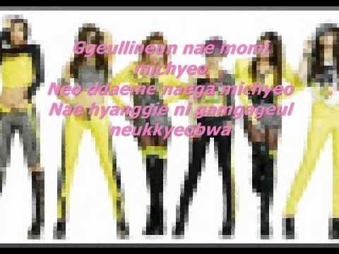 k-pop lyrics - YouTube