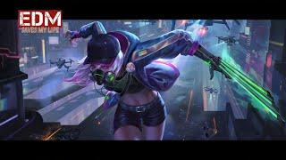Alan Walker (Remix) - Cyberpunk [GMV - AMV - MV]