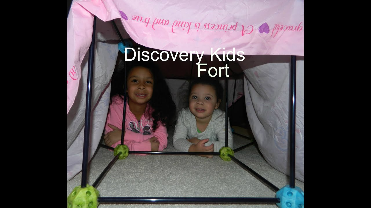sc 1 st  YouTube & Discovery Kids Fort - YouTube