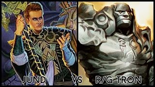 Modern Gauntlet of Greatness - Jund V.s R/G Tron