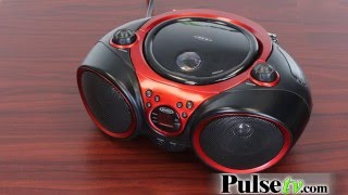 Jensen Boombox CD Player & AM/FM Radio