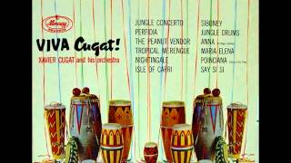 XAVIER CUGAT-TROPICAL MERENGUE.