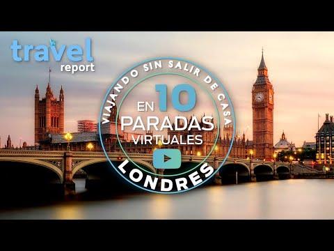 Londres en 10 paradas virtuales