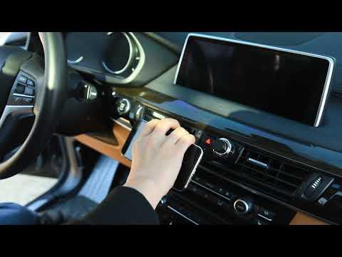 카멜레온360 송풍구형 원터치 사용 영상