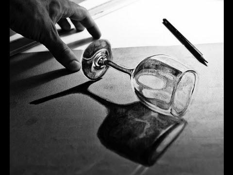 Comment Dessiner Un Trompe L Oeil