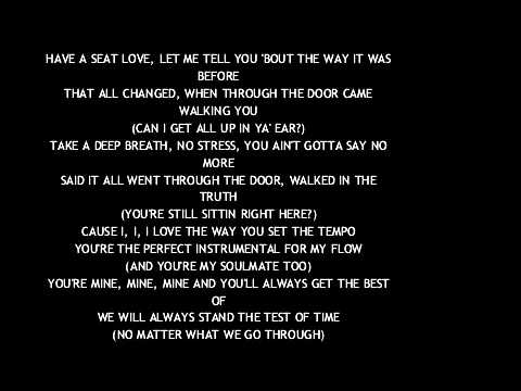 Zion I & The Grouch - Test of Time ft. Marty James (LYRICS)